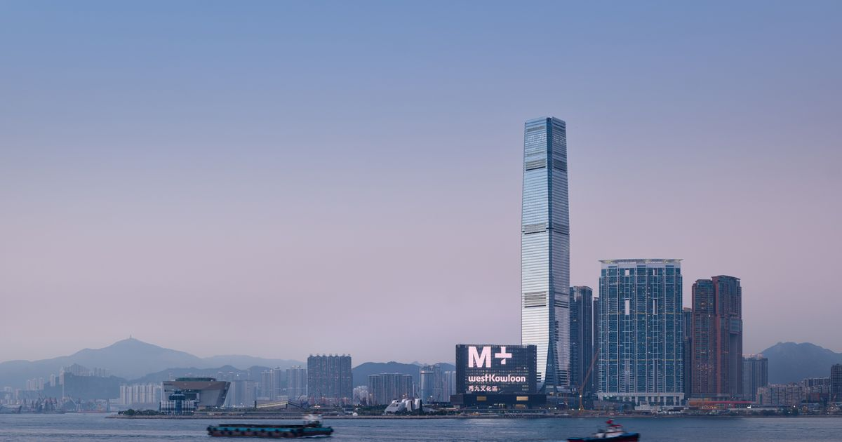 After more than a decade, Hong Kong's M+ building is finished and will open in 2021—even if international travel ban persists