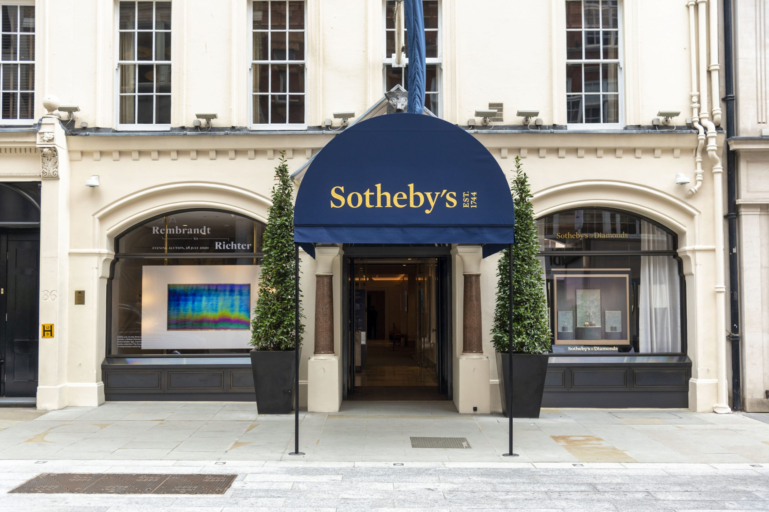Auction house Sotheby's enters NFT world through collaboration with digital artist Pak