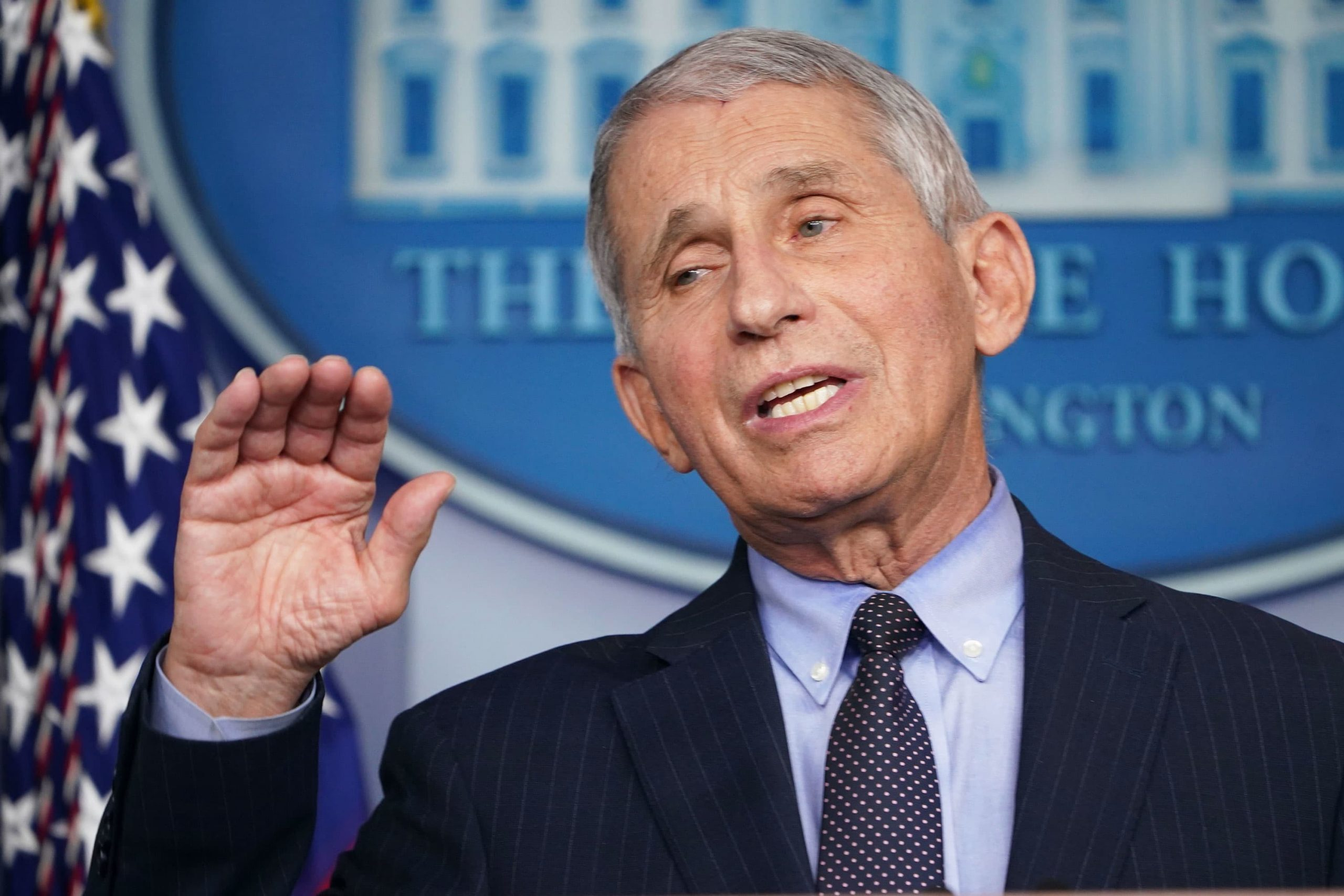 Fauci says Biden administration is taking new Covid variant in New York 'very seriously'