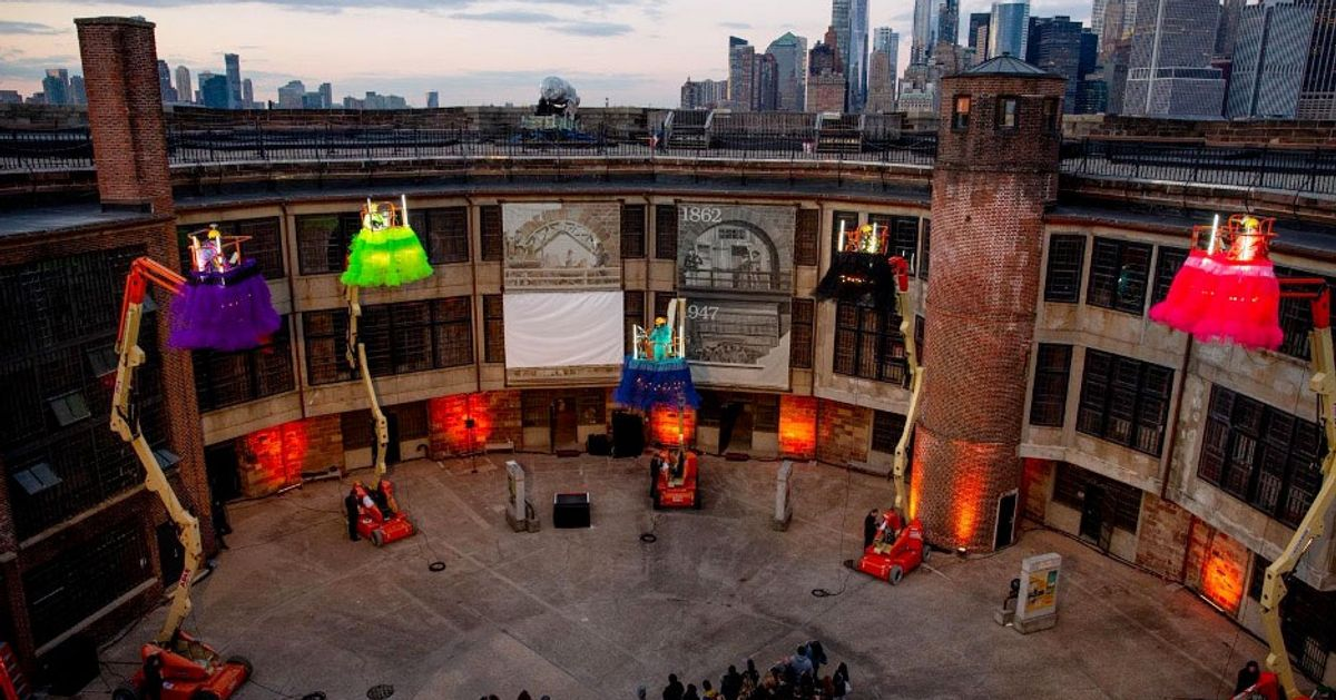 New York's Performa festival to be held entirely outdoors this year