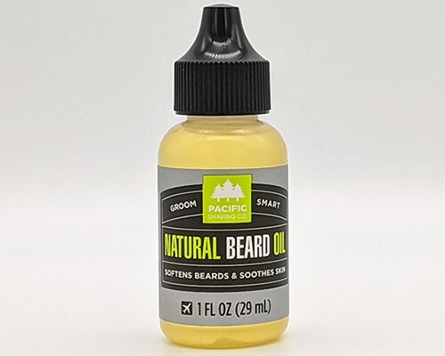 Naturally Formulated Beard Oils