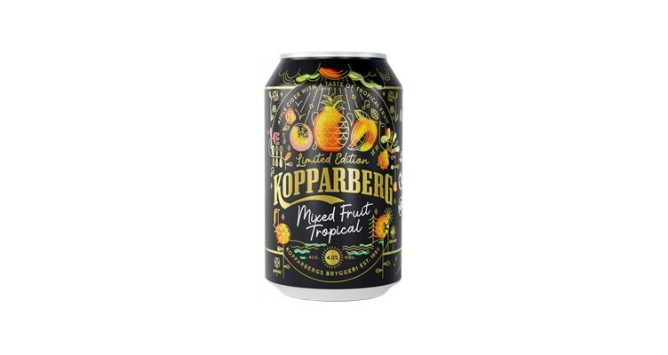 Limited-Edition Mixed Fruit Ciders