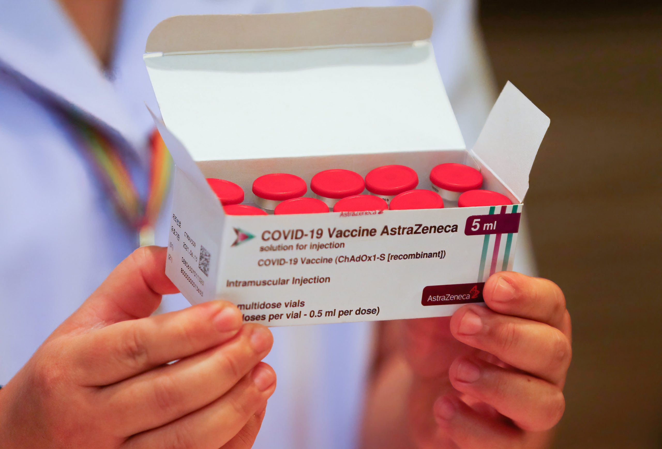 AstraZeneca Covid vaccine will be Thailand's 'principal' shot, says health minister