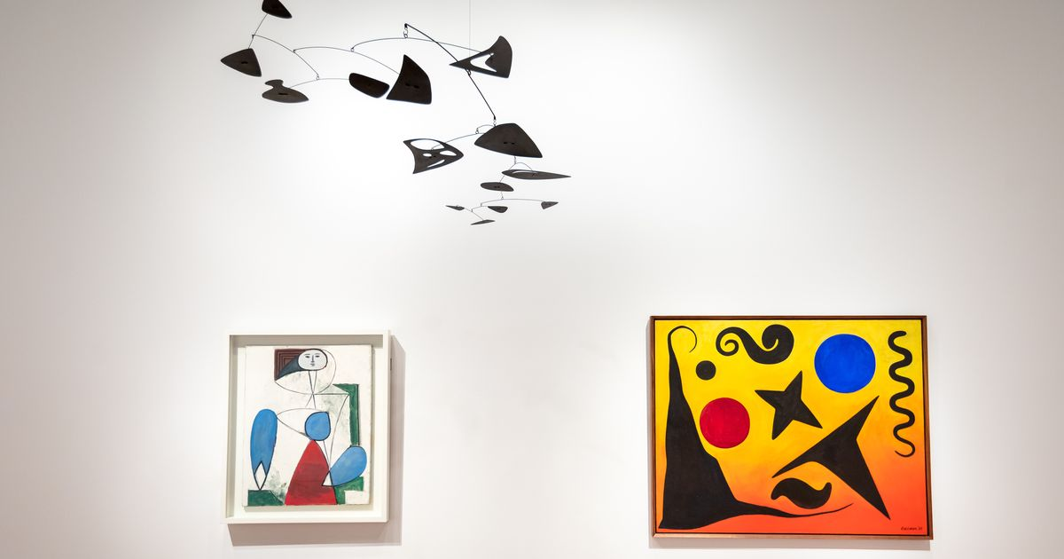 Calder-Picasso connections are thin in San Francisco show