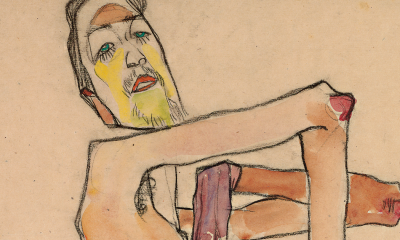 Egon Schiele's images of newborns and recently discovered drawings by his friend Erwin Osen go on show in Vienna