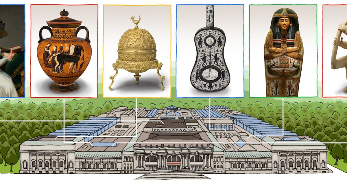 Google honours centennial of the Met, one year later