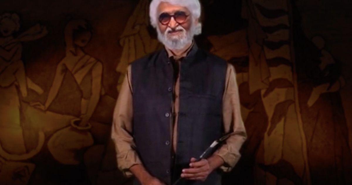 Indian museum brings artist M F Husain back from the dead using AI