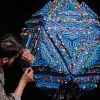 Stitching together a monument to sick kids, one bead at a time