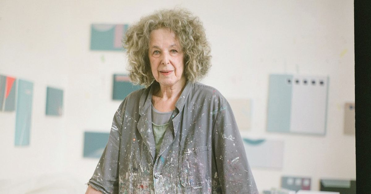 Tess Jaray: 'I wanted to make space, to make something that you coulddisappear into'