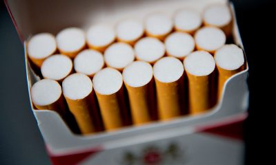 Tobacco stocks drop on report Biden administration is planning to cut nicotine levels in cigarettes
