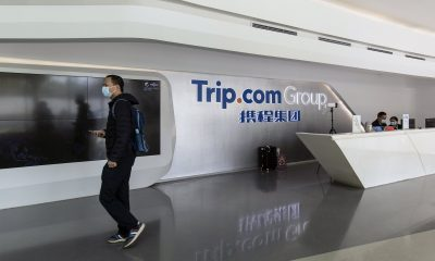 Trip.com up more than 4% in Hong Kong IPO; top executive expects 'record number' of China travelers