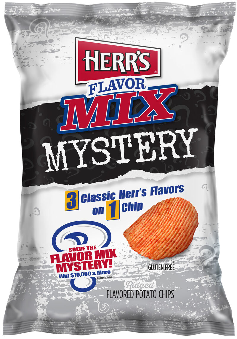 Three-in-One Mystery Chips