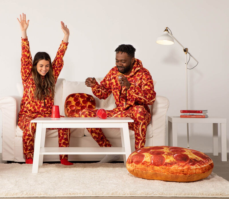 Limited-Edition Pizza Merch