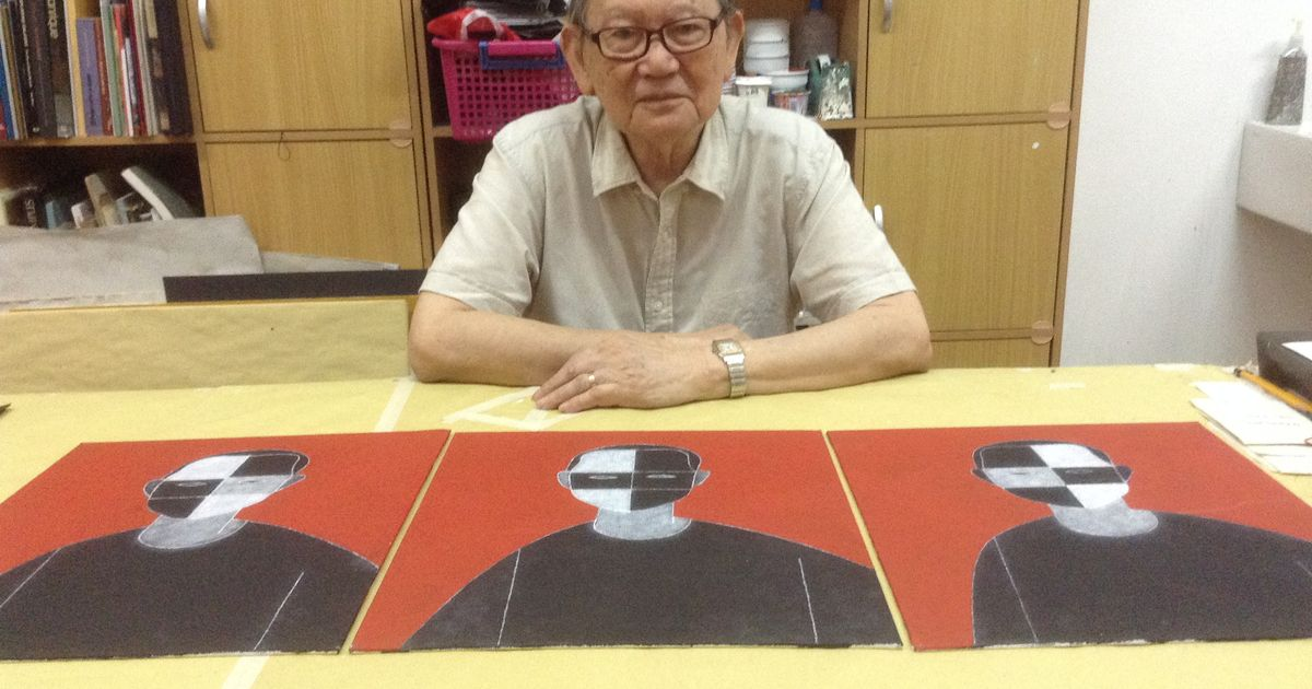 Arturo Luz, one of Asia's most influential modernists, has died in Manila, aged 94