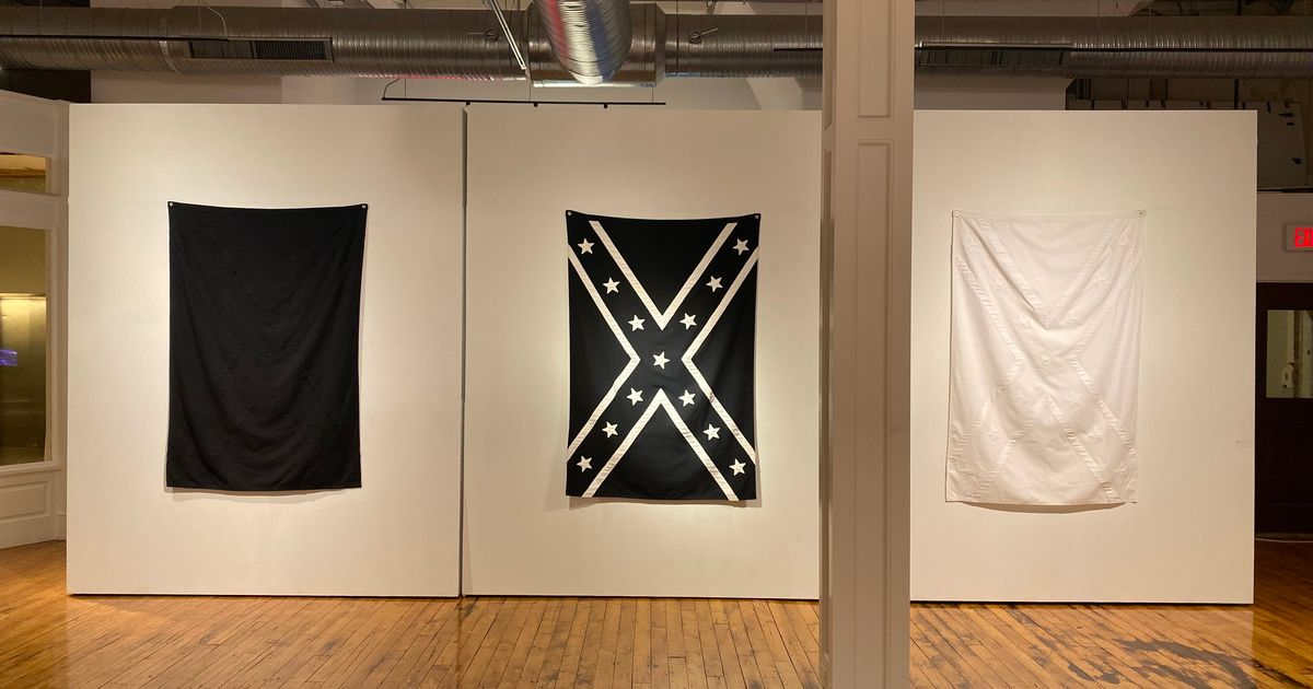Black artist detained by police in his gallery residency in South Carolina