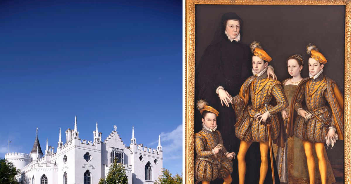 Catherine de Medici portrait returns to Horace Walpole's Strawberry Hill after almost 200 years