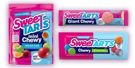 Colorful Candy Marketing Strategies