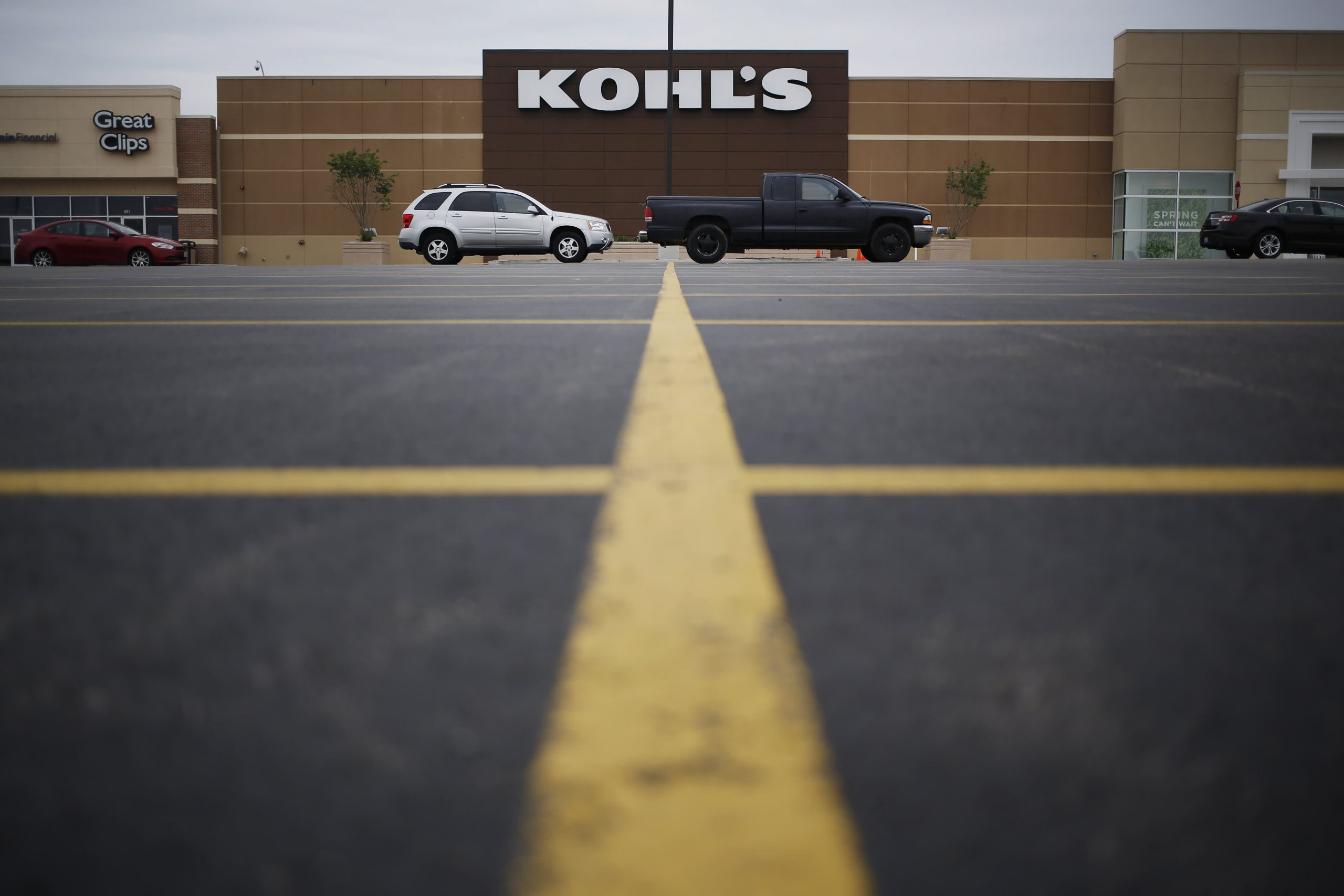 Kohl's sales jump nearly 70%, soaring past estimates, retailer hikes full-year outlook