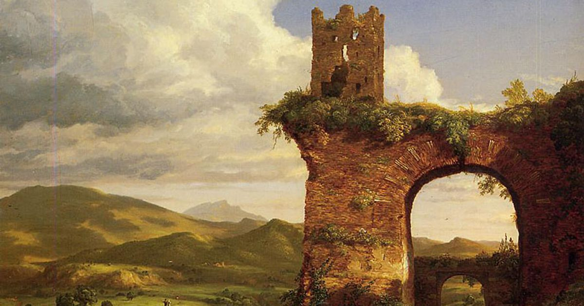 Newark Museum of Art's much-disputed sale of Thomas Cole painting nets $988,000