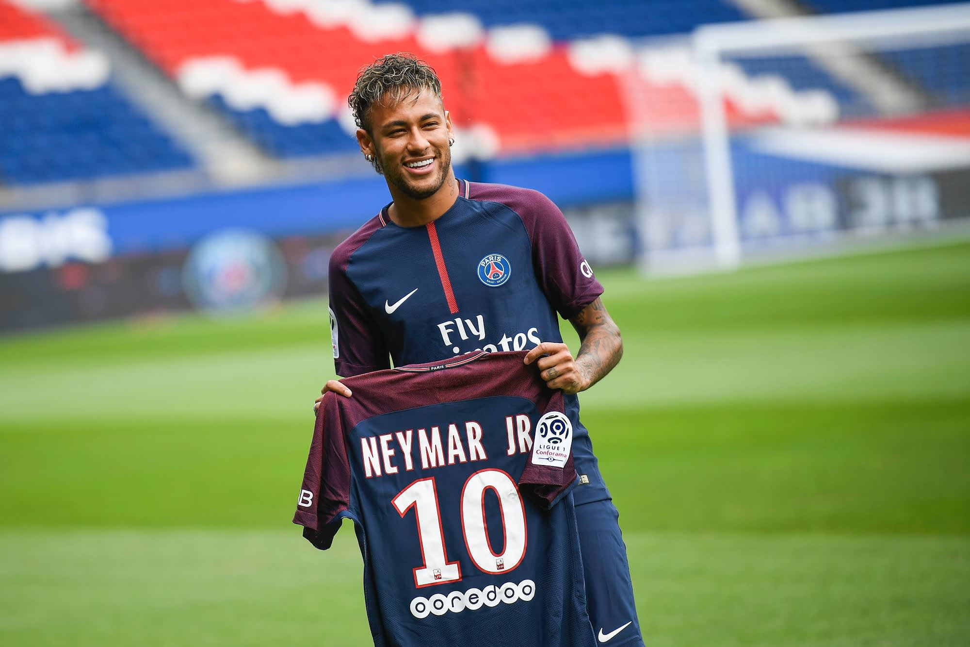 Nike says it split with soccer superstar Neymar after he refused to cooperate with sexual assault investigation