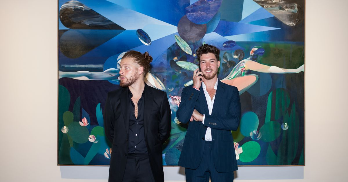 No Fear in Trying: Unit London gallery launches NFT trading platform