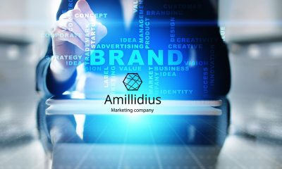 Amillidius' service - creation and promotion of the brand based on the company's know-how