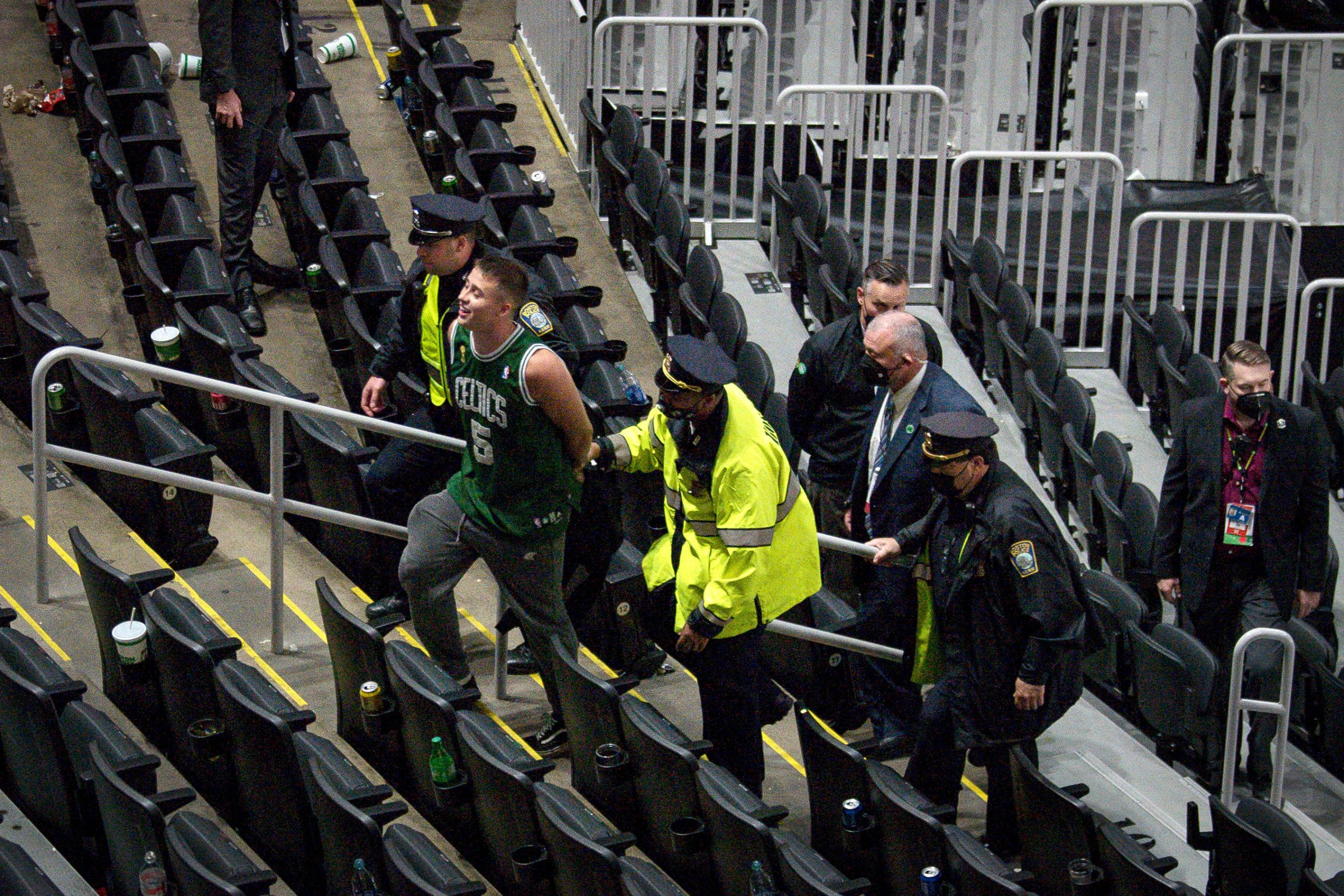 As America reopens, businesses — from airlines to arenas — see an uptick in bad behavior