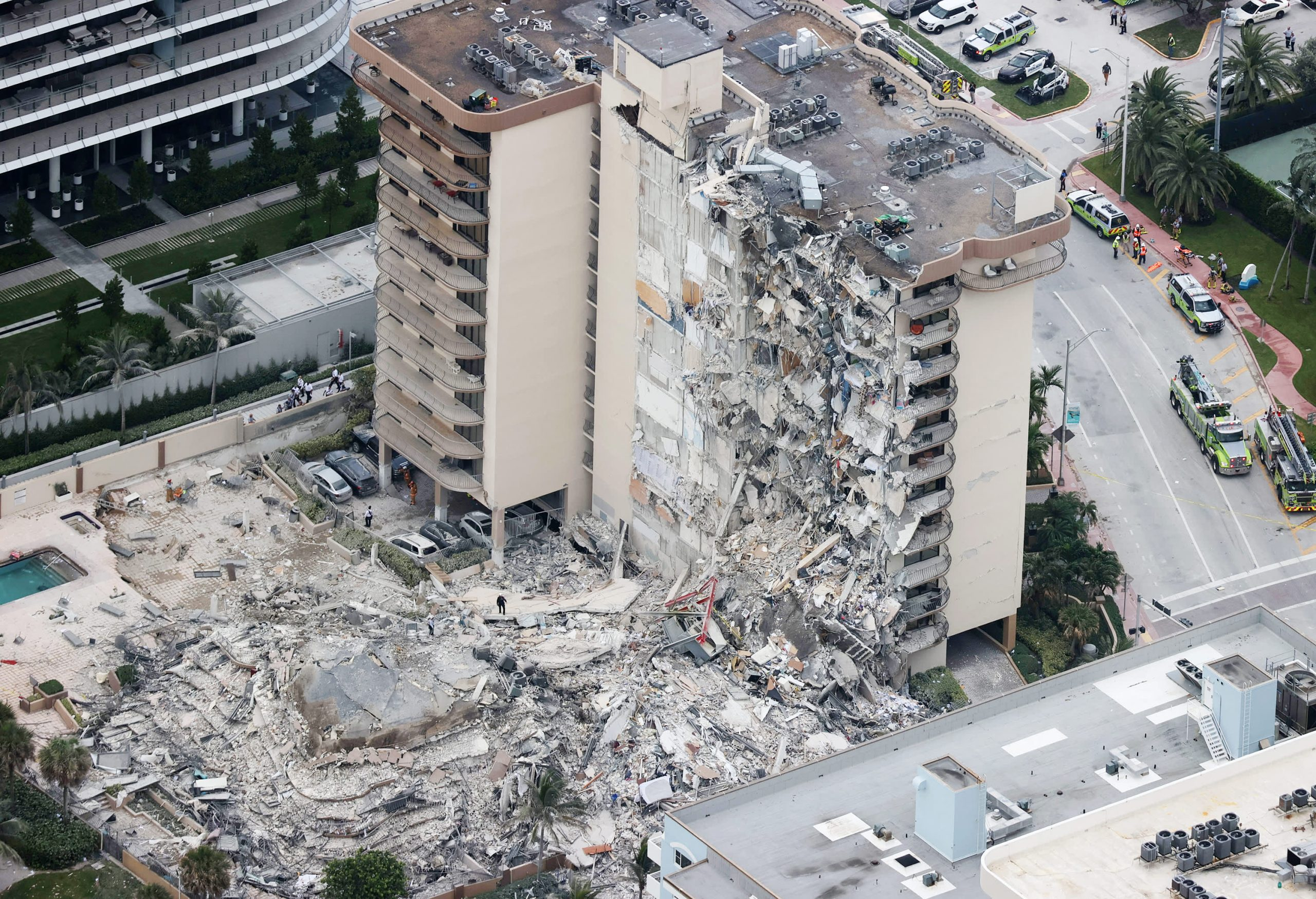 Engineer found major structural damage to Florida condo tower nearly three years before collapse