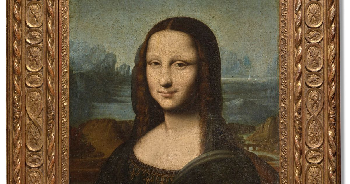 Faking it—Mona Lisa copy sells for €2.9m