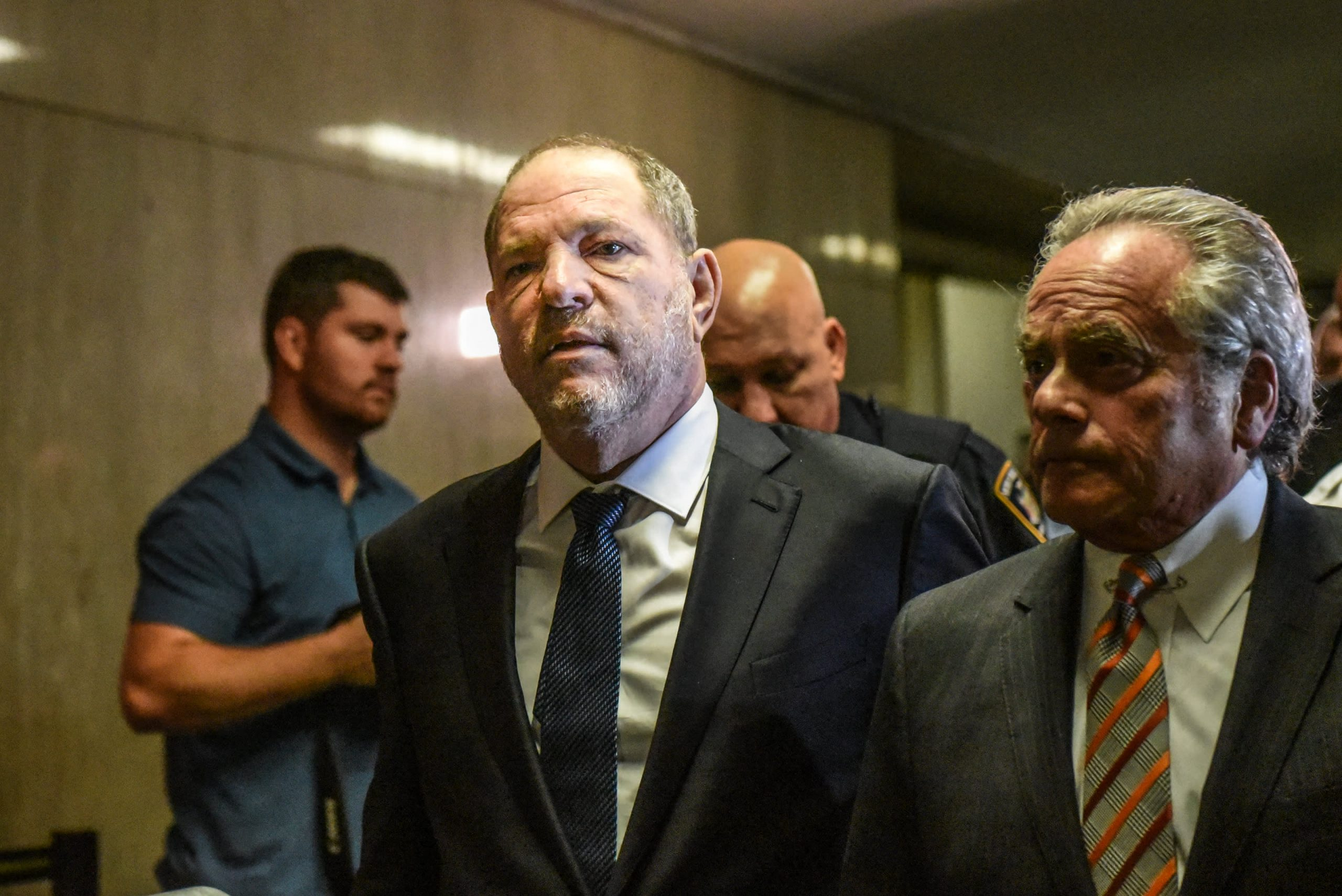 Fallen film producer Harvey Weinstein ordered extradited from New York to Los Angeles to face sex assault charges