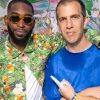 Inside the 'world's first NFT residency': two artists, Tinie Tempah, and a mansion on the French Riviera