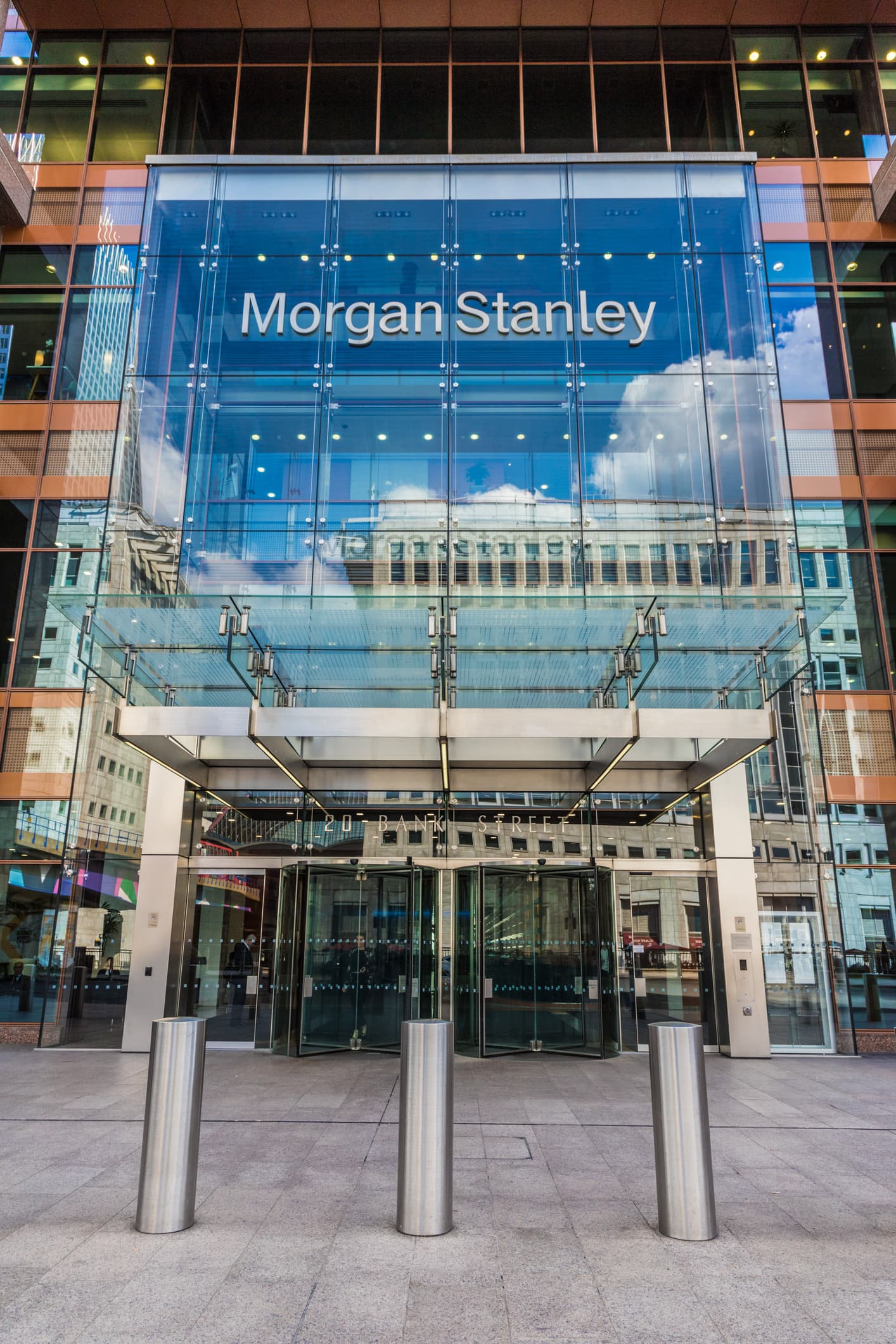 Morgan Stanley will bar workers without Covid vaccinations from most New York offices beginning July 12