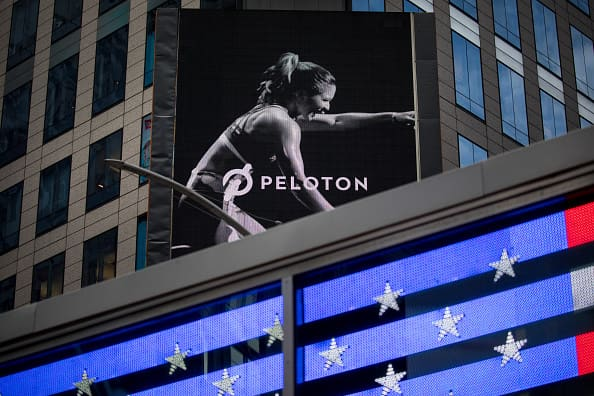 Peloton sees the office as a new way to grow subscribers as people head back to their desks