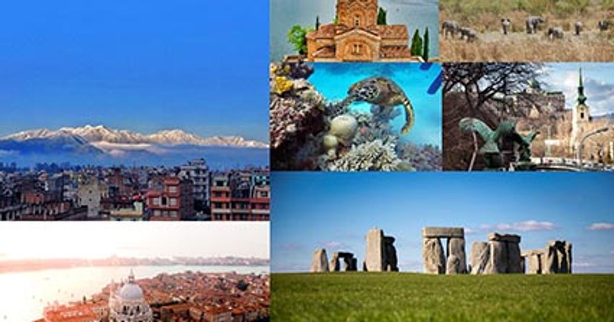 Seven sites may be added to Unesco in Danger list