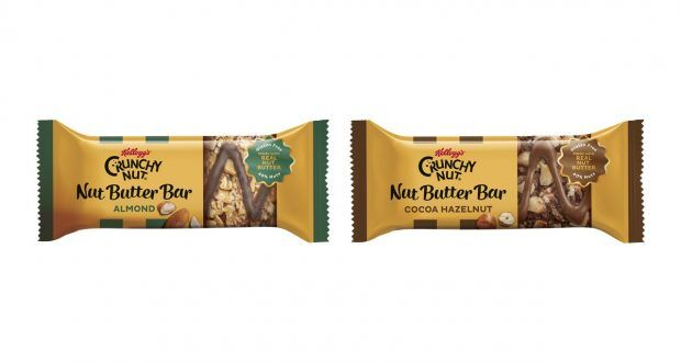 Nut Butter Cereal Bars