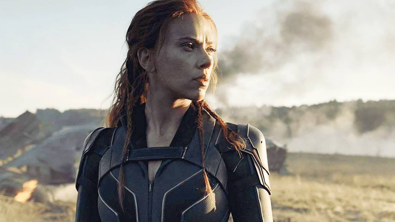 'Black Widow' nabs $13.2 million in previews, putting it on pace for pandemic-era box-office record