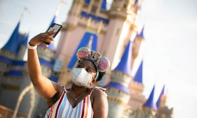 Disney's domestic theme parks will require all parkgoers to wear masks indoors starting Friday