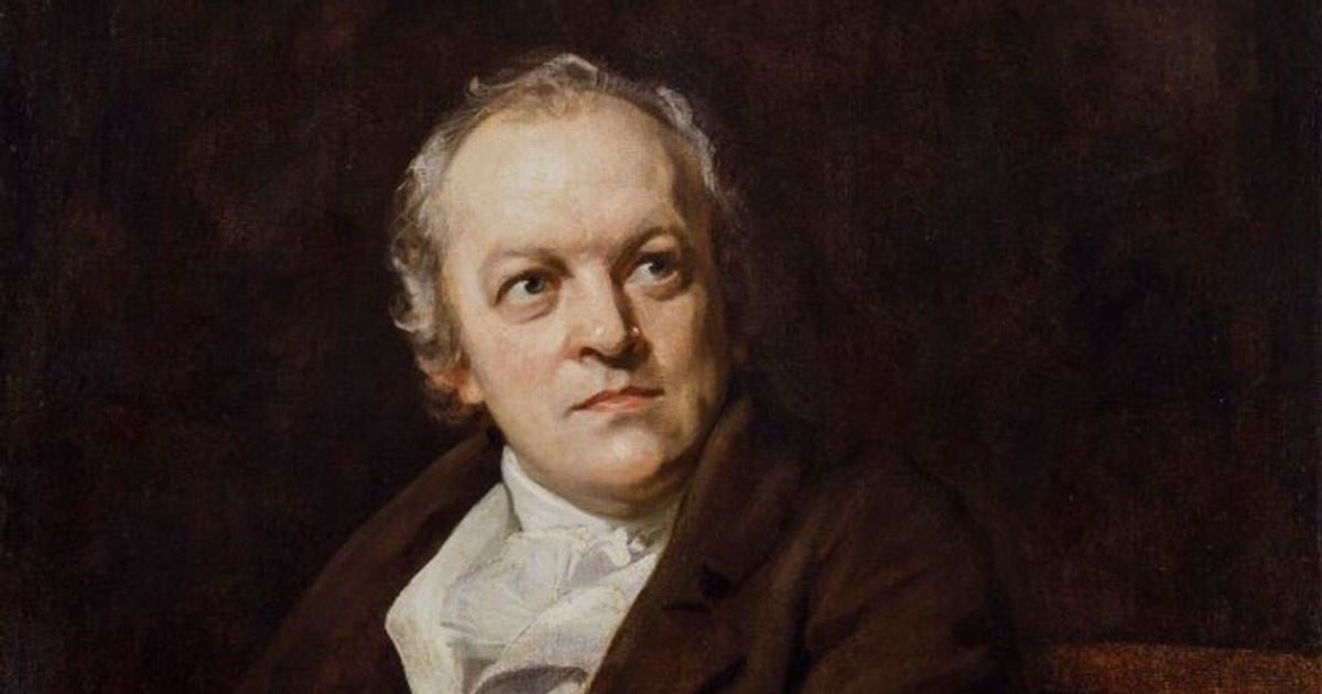 Extract | William Blake's famous flop of an exhibition and the critic who described him as 'an unfortunate lunatic'
