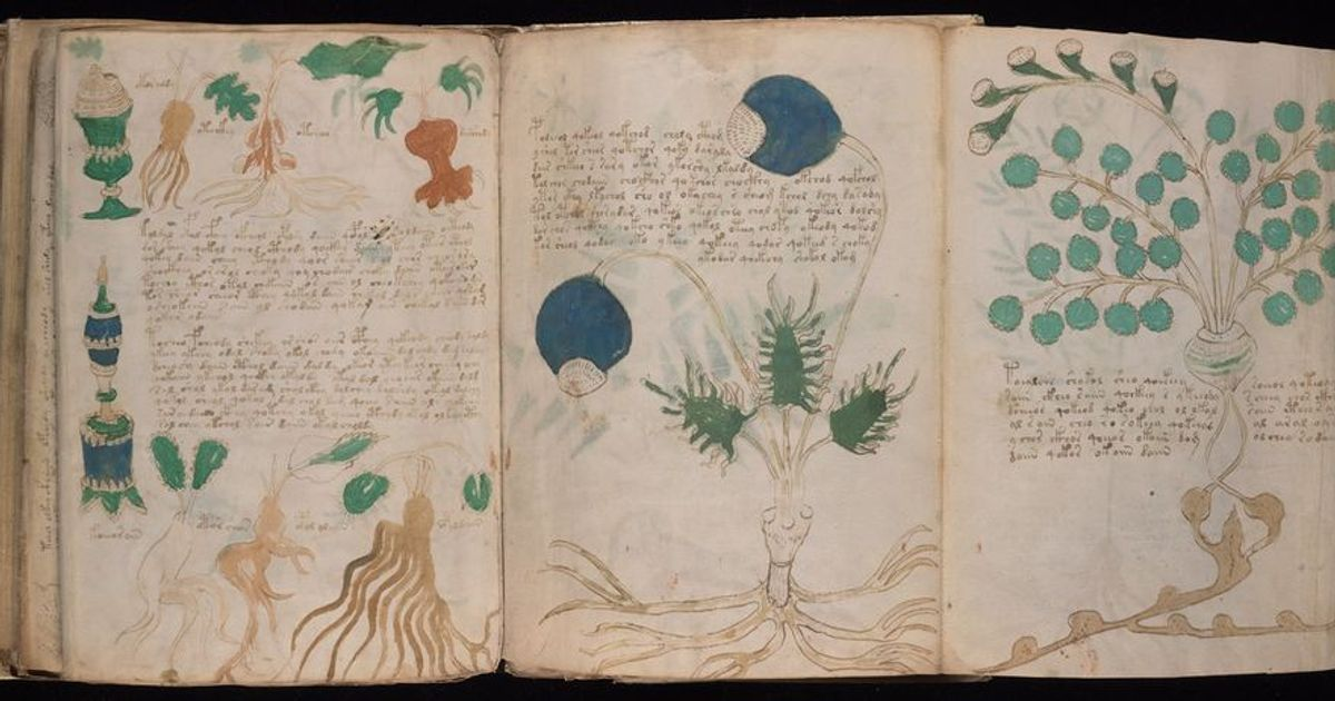 Fascinated by the Voynich Manuscript? Here are some other mysterious manuscripts you can decode