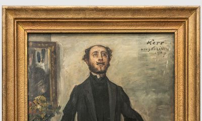 German Nazi loot panel rejects heirs' claim for Lovis Corinth portrait, keeping it in Berlin's Stadtmuseum
