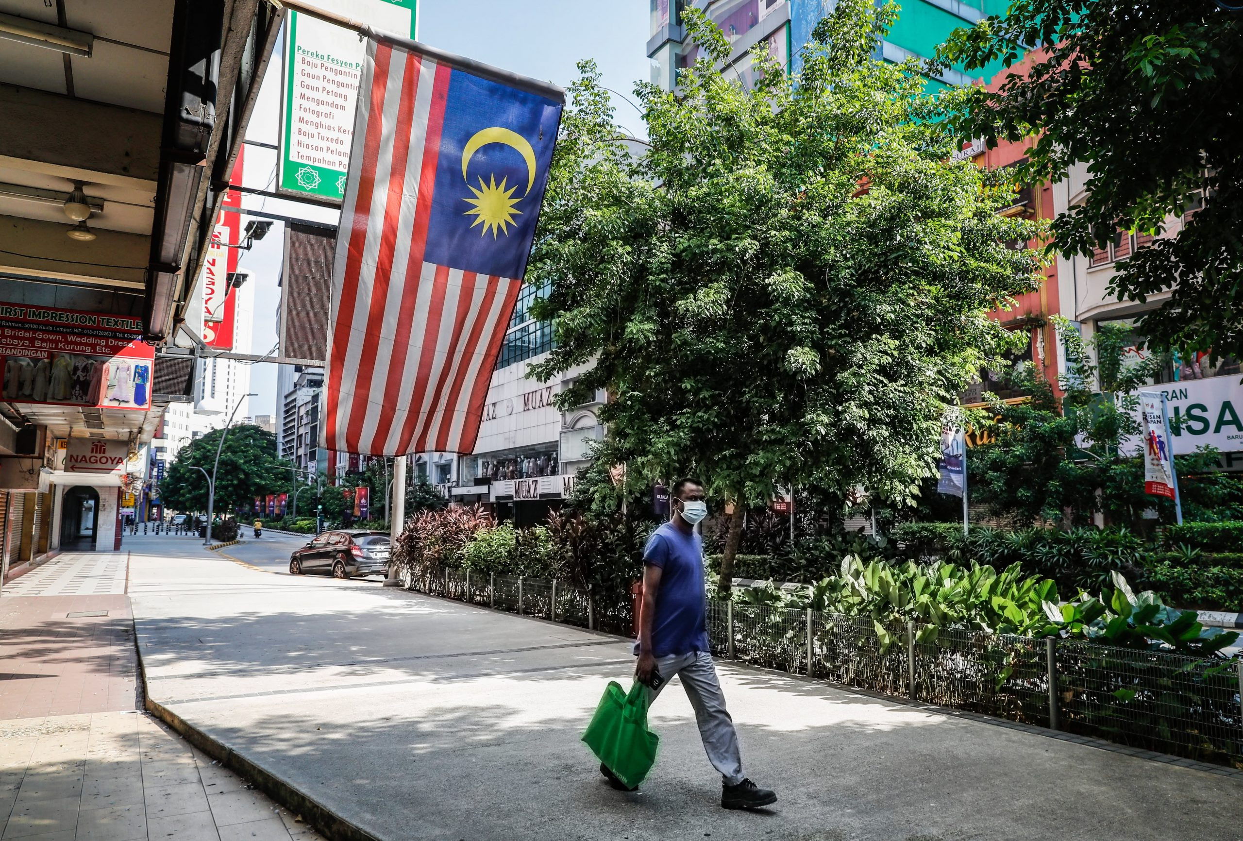 Malaysia's daily new Covid cases per million people is now one of the highest globally