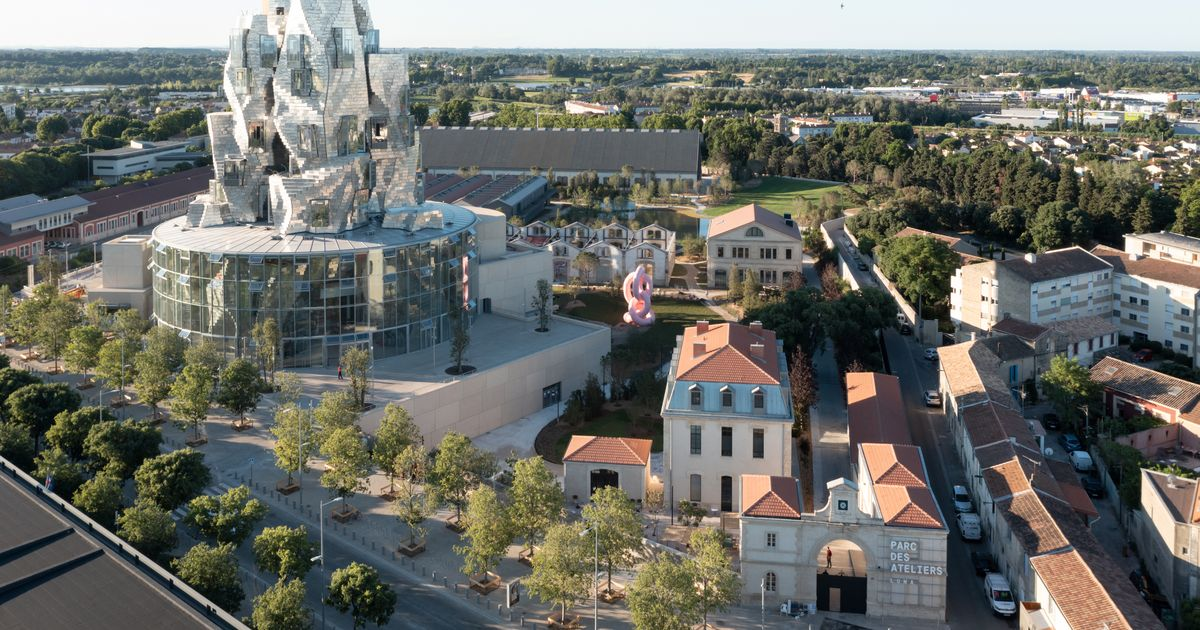 South of France art venues create Covid-united network—and welcome LUMA Arles into the fold