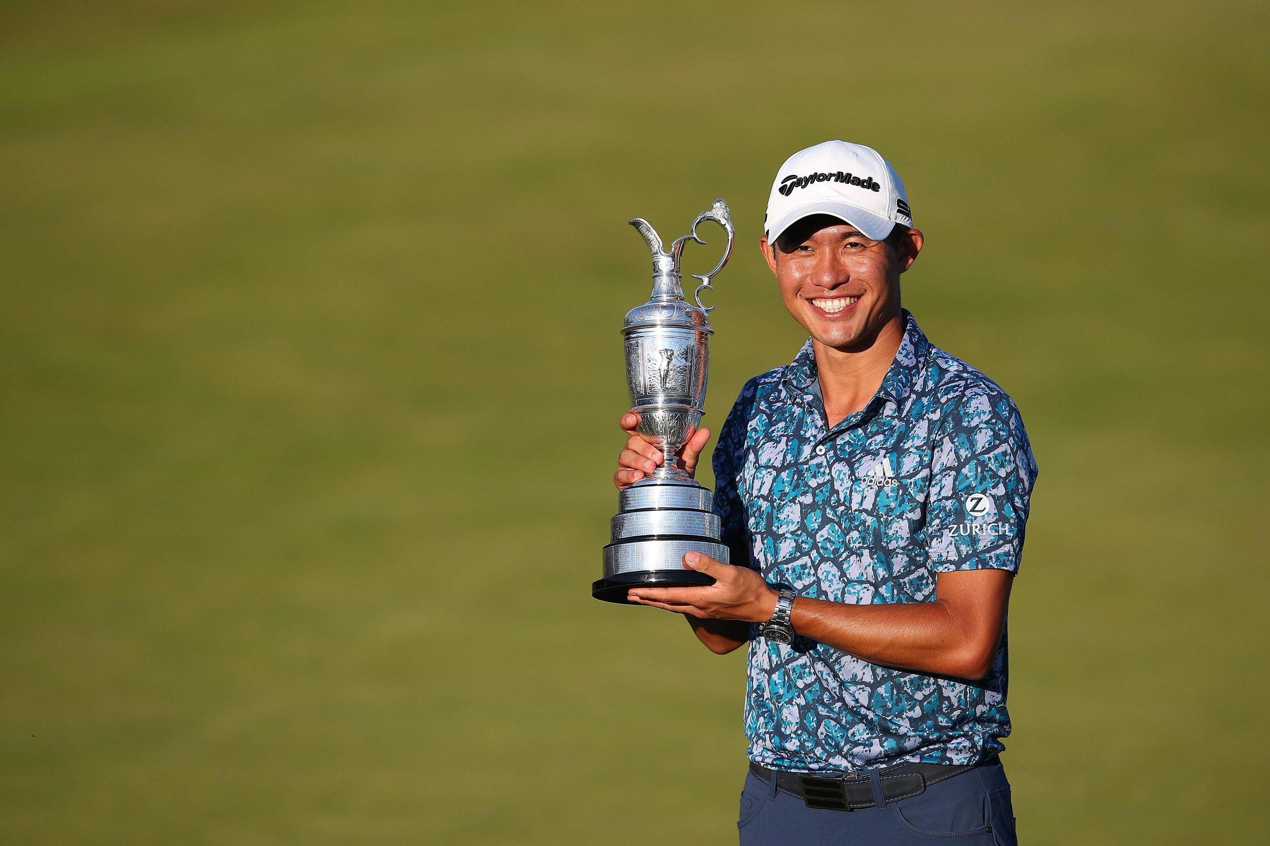 The 149th Open: Collin Morikawa holds off Jordan Spieth to win by two shots on Open debut