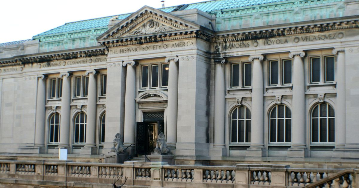 Workers at the Hispanic Society vote overwhelmingly to unionise