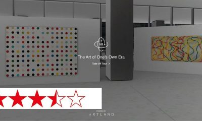 XR Review | Clean, seamless and free from distraction: VR exhibition opens UBS corporate collection of blue-chip art to the public | The Art of One's Own Era with Artland