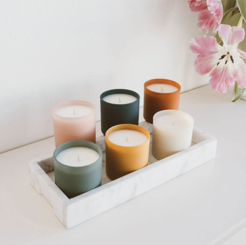 Charitable Candle Collections