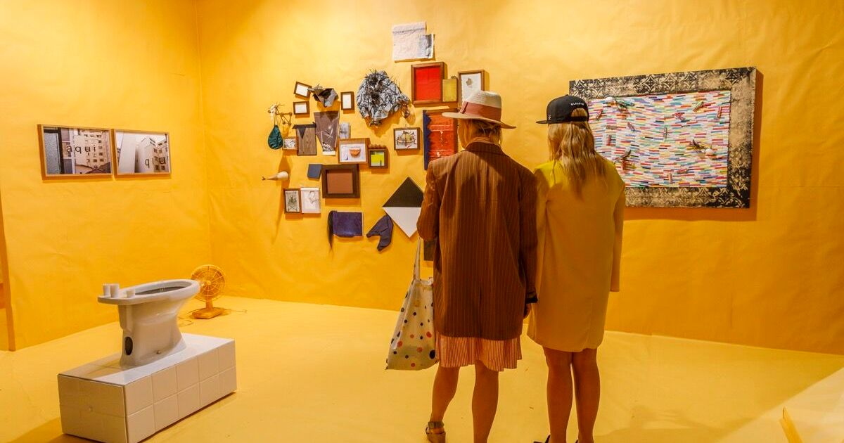 Autumn crush: our pick of art fairs and gallery weekends this September and October