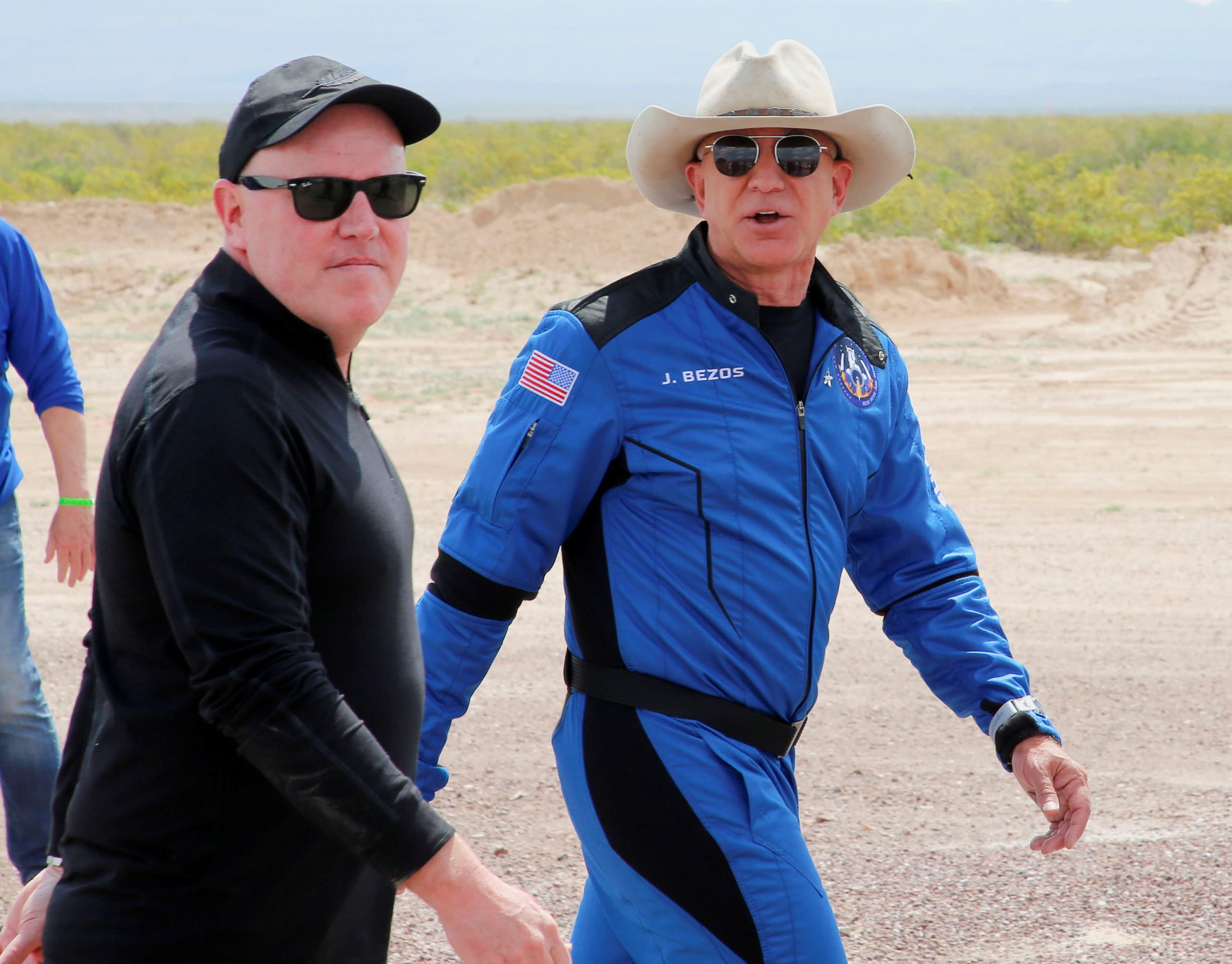 Bezos' Blue Origin takes NASA to federal court over award of lunar lander contract to SpaceX