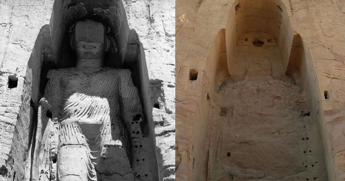 'Do leopards change their spots?': Taliban threat to heritage in Afghanistan could be worse than in 2001