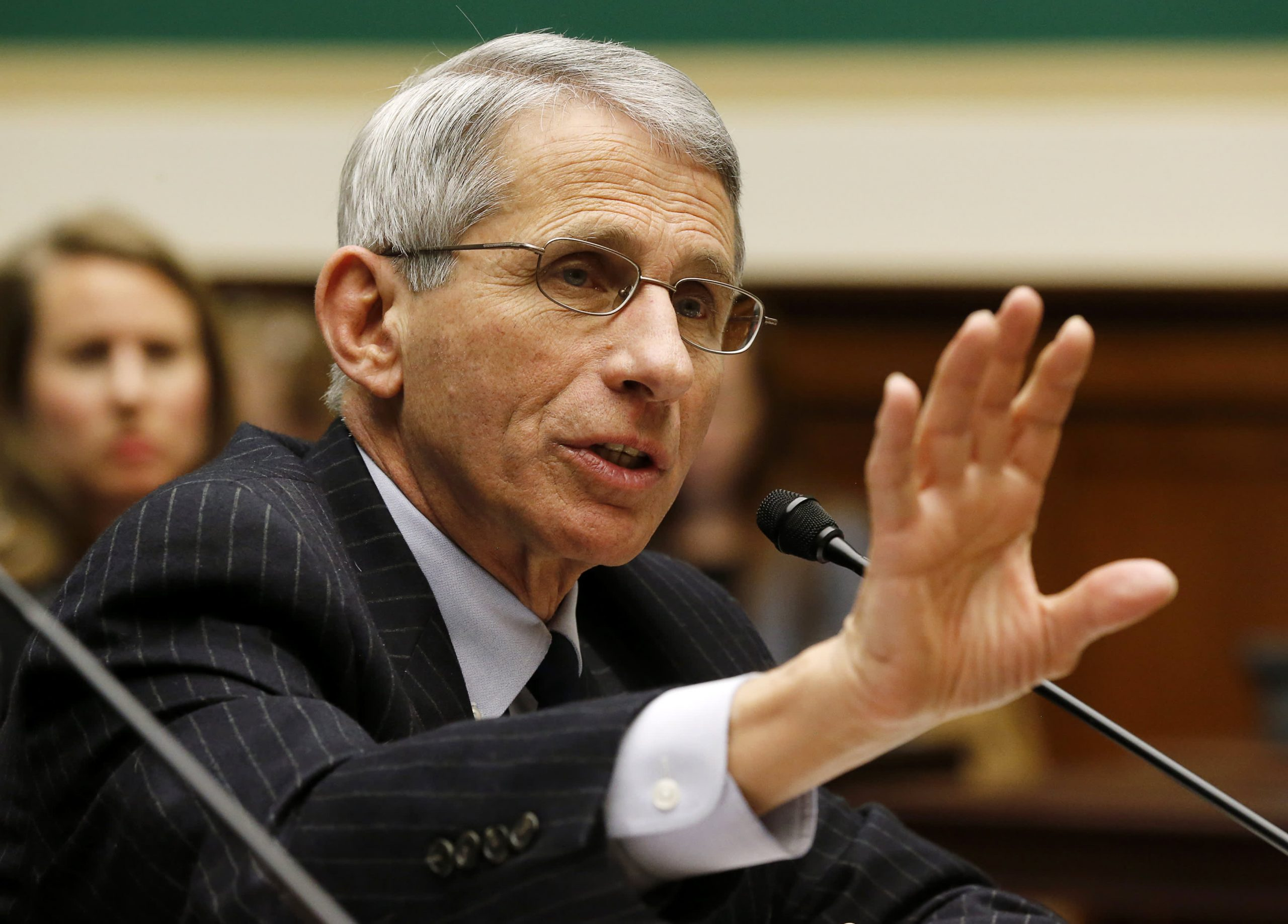 Fauci says U.S. is expanding Covid vaccine manufacturing to donate more doses to the world